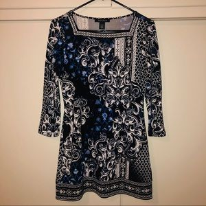 White House black market dress/shirt